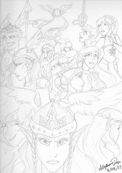 The Valkyrie Lineage