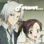 Forever: A GokuHaru Icon by bipura