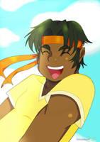 VLD: Sunshine Boy by bipura