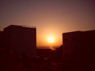 Cyprus 2012 - Sunset (2) by Clyde1998