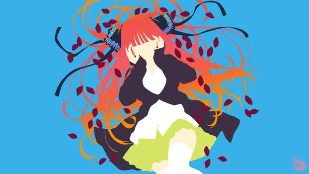 Nino 5 Toubun No Hanayome Minimalist