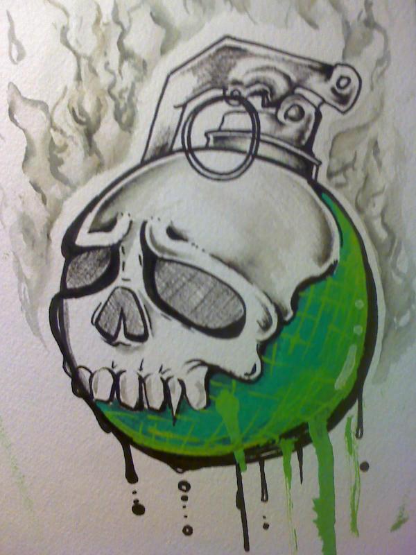 Greenade by ShadowGRO