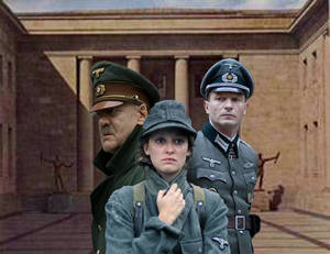 Fegelein, Traudl, and Shitler