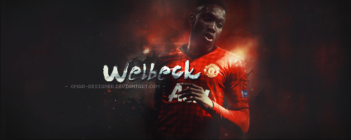 Danny Welbeck SIGN by Omar-Designer