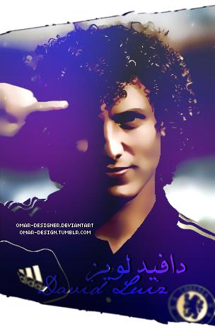 David Luiz by Omar-Designer