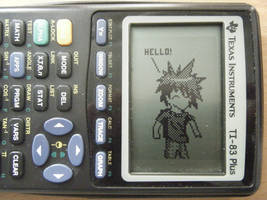 Calculator Doodle by asianpride7625