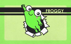 Froggy Wallpaper