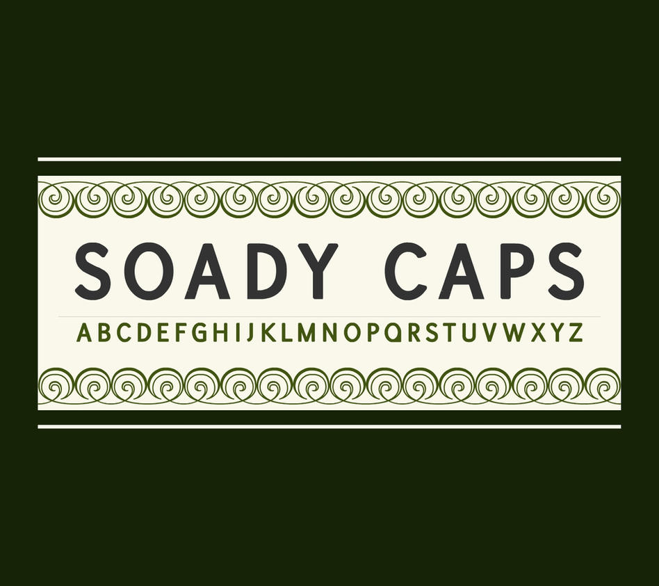 Soady Caps by asianpride7625