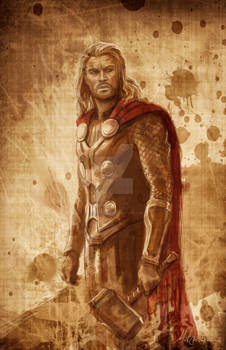 Dark World Thor