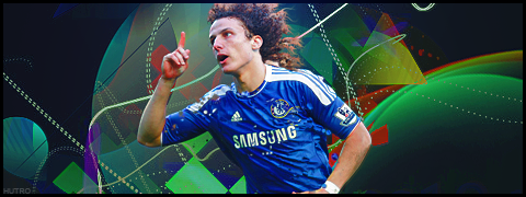 David luiz sign by MattiaAmendola