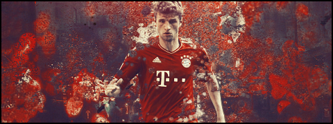 Thomas muller signature by MattiaAmendola
