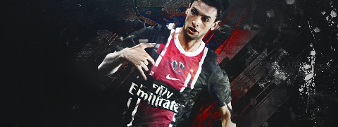 Javier pastore sign by MattiaAmendola