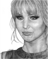 Jennifer Lawrence by moon-princess7