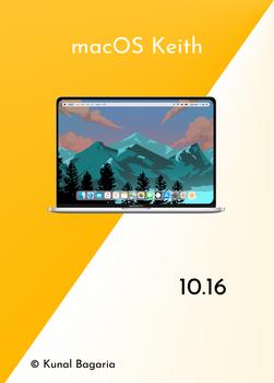 macOS - Keith (10.16) - Concept