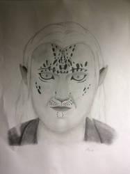 Beastly Portrait #1