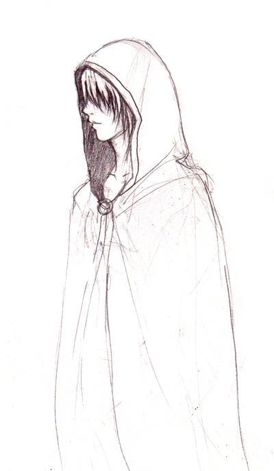 Hooded Man II by angelxcross