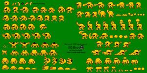 Yellow Devil or Bio Devil by NO-Body-The-Dragon