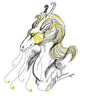 SyphelliumSketch by Moondance-Wolf