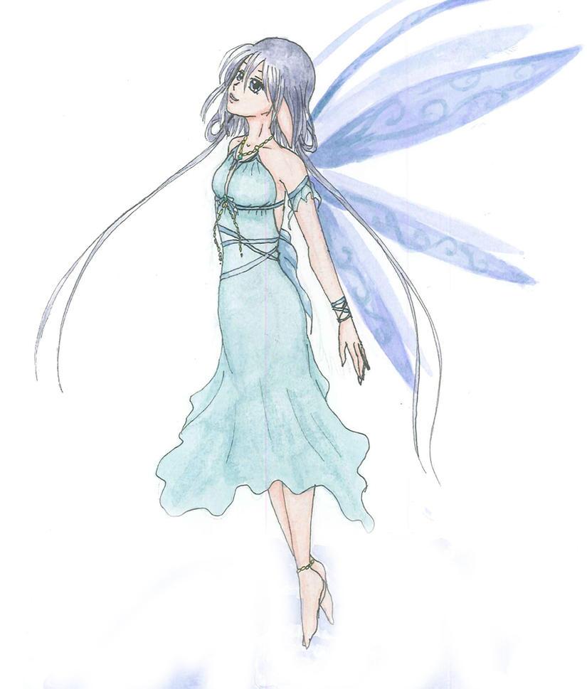 Water Fairy By Jaffa6 On Deviantart