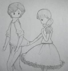 'Please don't leave...'