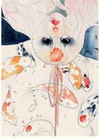 upsidedown. - sold by SiljaVich