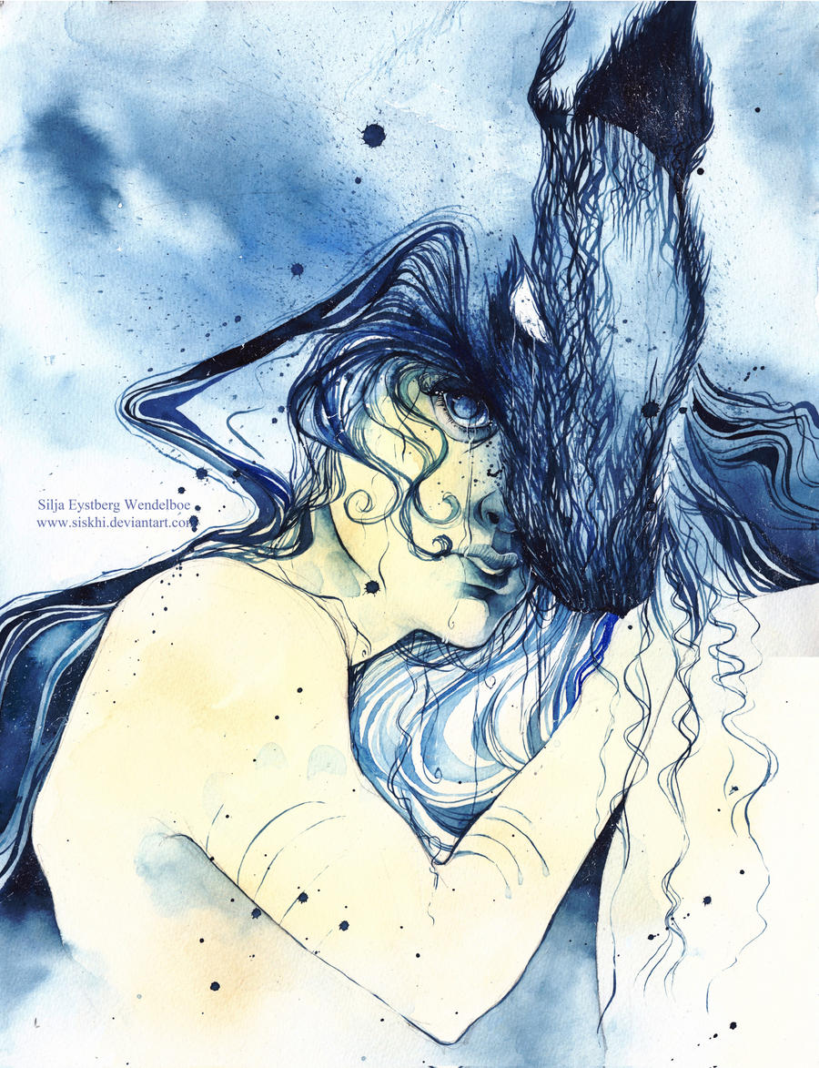 Wolfkin by SiljaVich