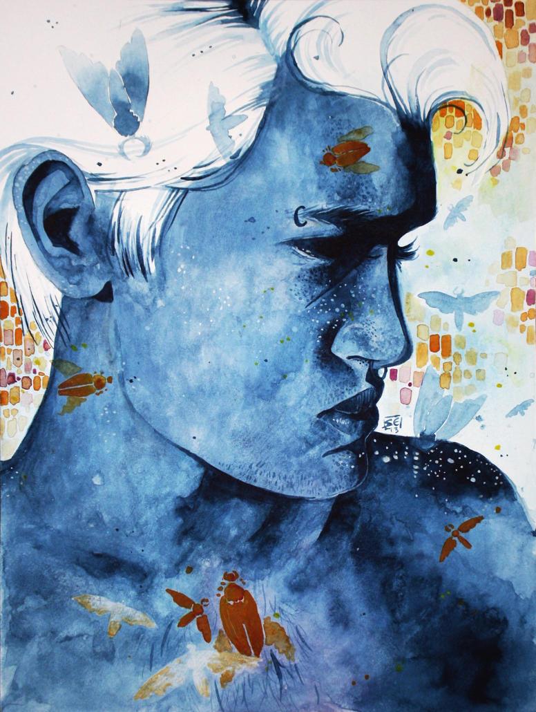 Sad Boy by SiljaVich
