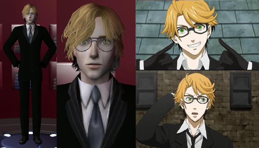 Sims 4 Anime Characters : Sims anime kuroshitsuji by tachiroka on deviantart