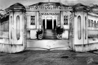 Sanitarium by caiojhonson