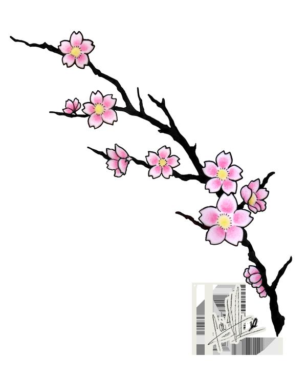 Sakura Blossom Design Rome Fontanacountryinn Com