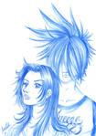 Blue by caiojhonson