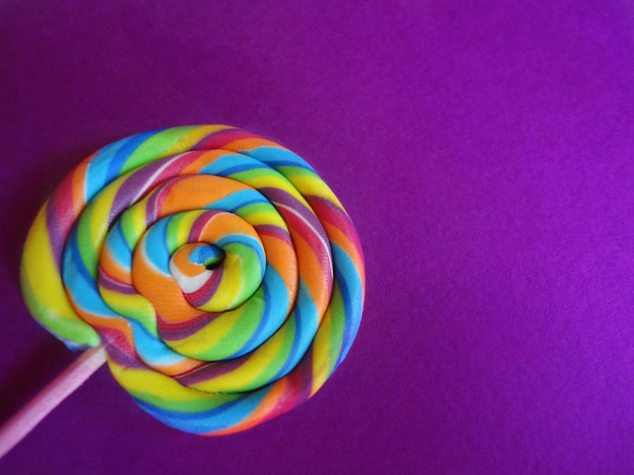 Yummy lollipop by PoisontearLilith