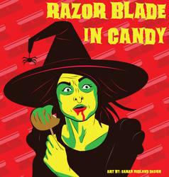 Urban Legend, Razer Blade by SarahHedlundDesign