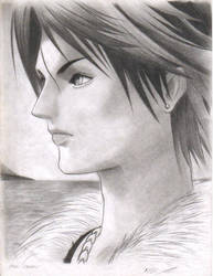 Squall by moonx123