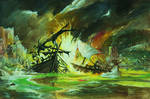 The Battle of Blackwater Bay