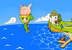 Wind Waker: When Pigs Fly...