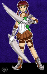 Secret Sailor: Sailor X by sailorharmony2000