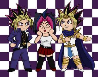 YuGiOh Trio