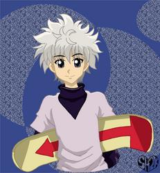 Killua Skateboard