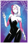 Spider-Gwen by Lee Xopher