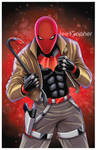 Red Hood by Lee Xopher