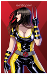 X-23 by Lee Xopher