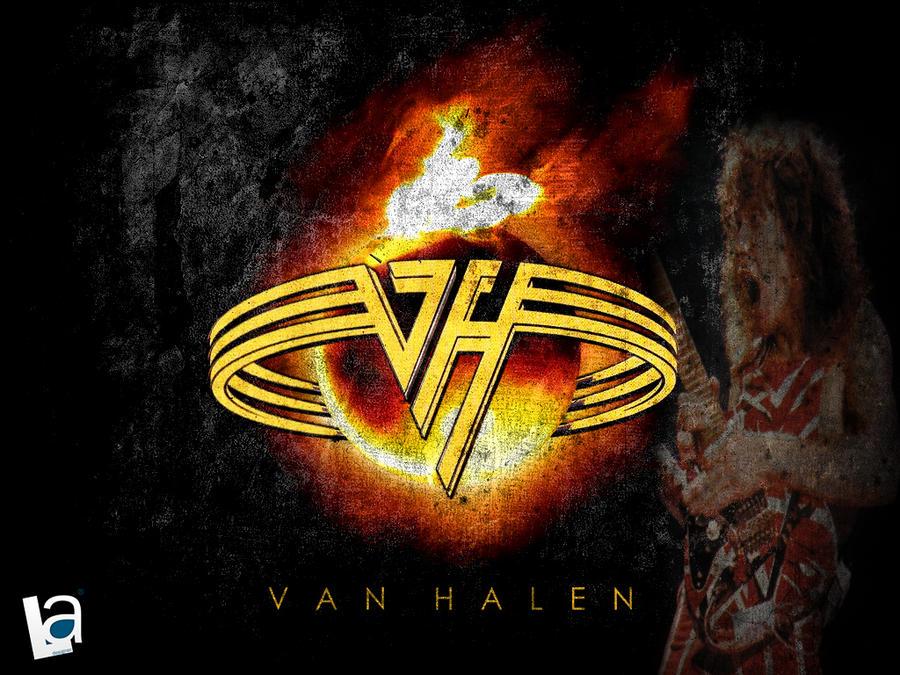 Van Halen By LucasArgenta