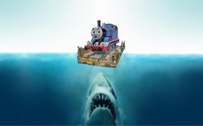 So...JAWS by TheDirtyTrain1