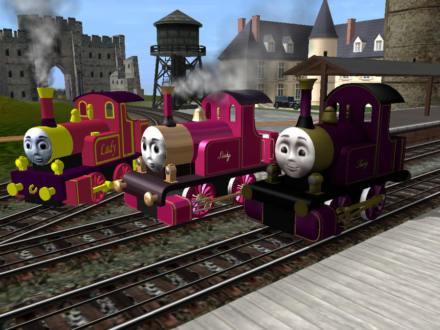 Trainz Thomas The Tank Engine Games - poksstudios