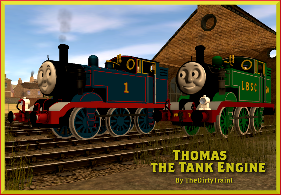 Released by TheDirtyTrain1 on DeviantArt