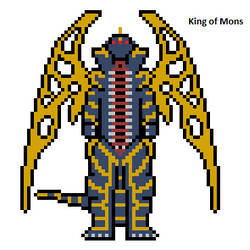 King of Mons (redesign) by Gojilion91