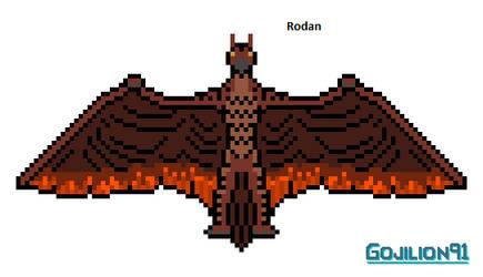 Rodan (MonsterVerse) (redesign) by Gojilion91