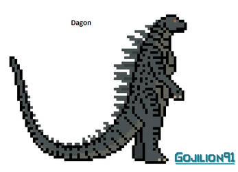 Dagon by Gojilion91
