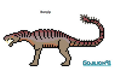 Bunyip (MonsterVerse) (redesign) by Gojilion91